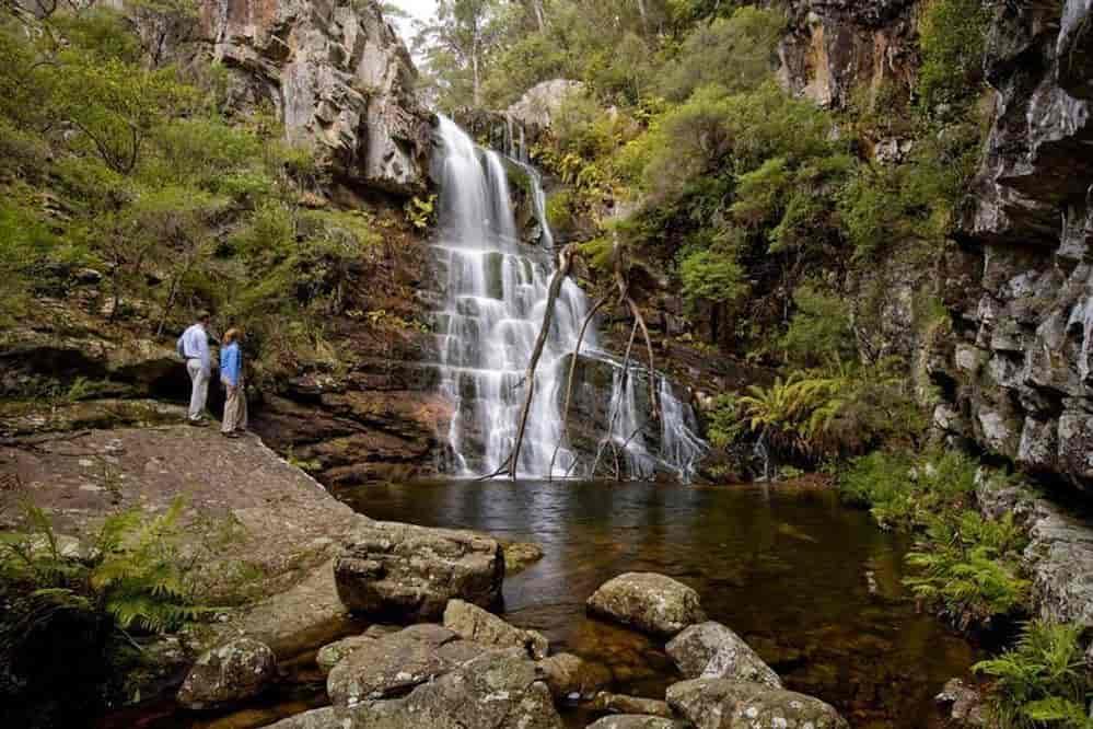 kanangra-boyd-national-park-waterfalls - attraction near highlands motor inn - oberon - nsw 1